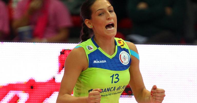 Az olasz bajnokságból szerb válogatott ütőt igazoltunk!