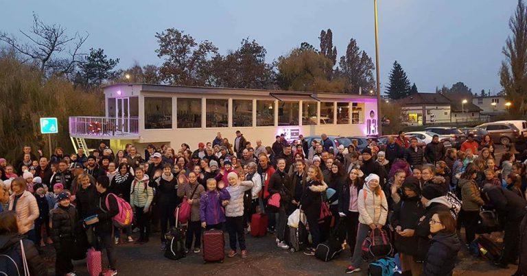 Rekord létszámmal indult a BRSE utánpótlás Szegedre