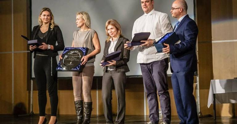BRSE díjeső a Békéscsabai Sportgálán