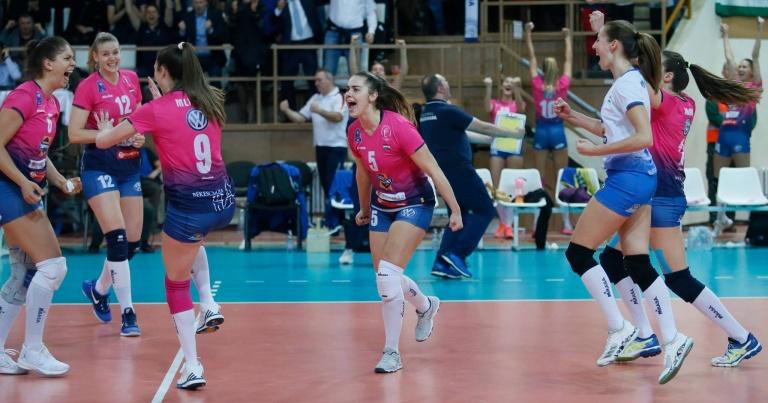 CEV Kupa visszavágó Olaszországban