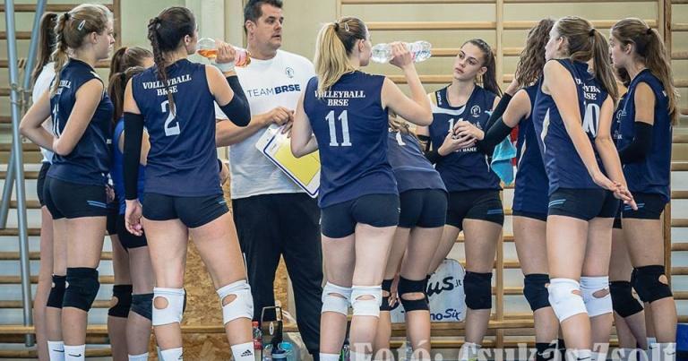 U17-es csapatunk hibátlanul kezdett az elődöntőben