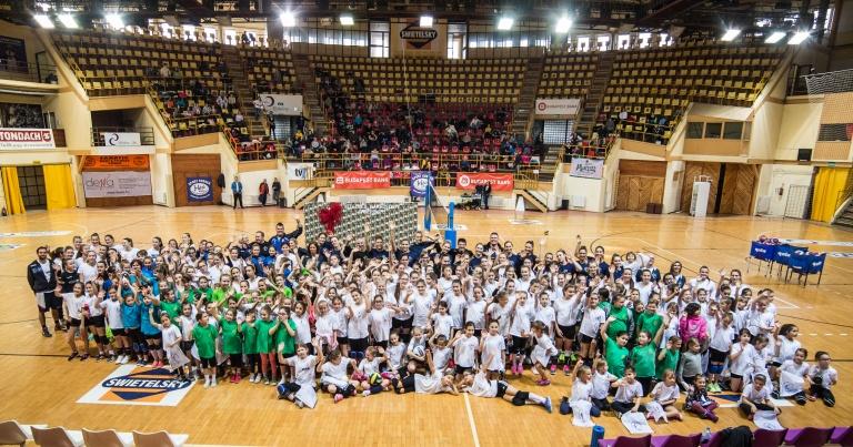 Európa egyik legnagyobb röplabda utánpótlás projektje indul Békéscsabán