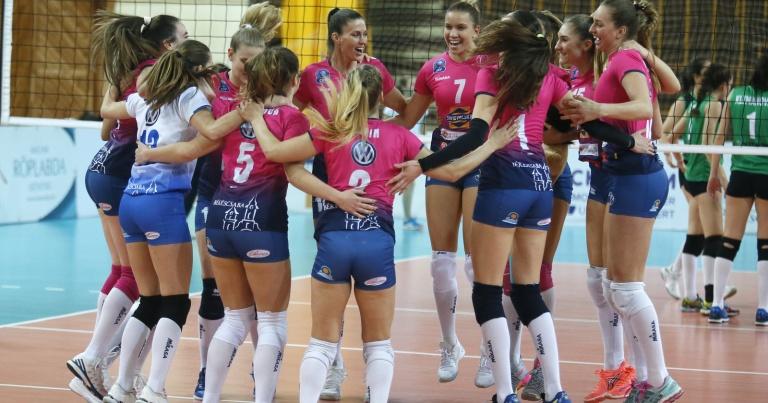Fantasztikus győzelem a CEV Kupában