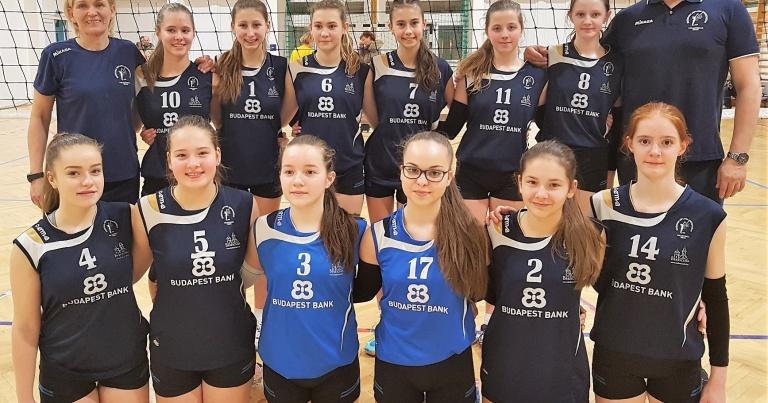 Már az elődöntőben a BRSE U15 csapata