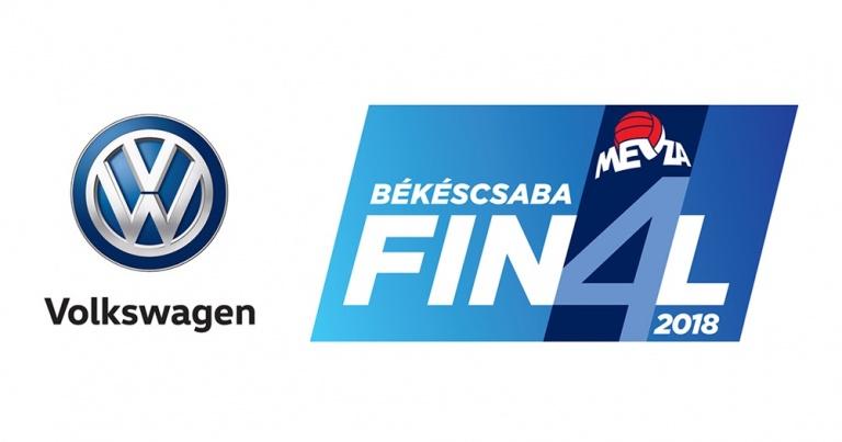 A Volkswagen lesz a MEVZA Final4 névadó támogatója