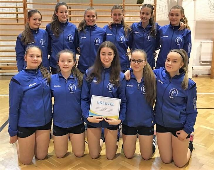 Országos döntőbe jutott az U15-ös csapatunk is