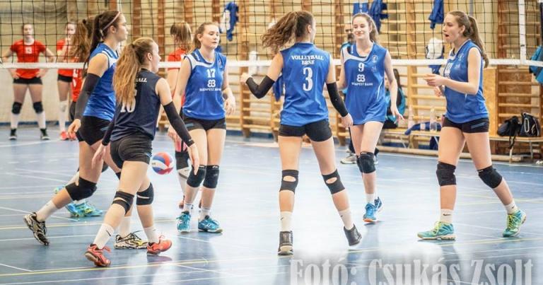 U17-es csapatunk is bejutott az országos döntőbe